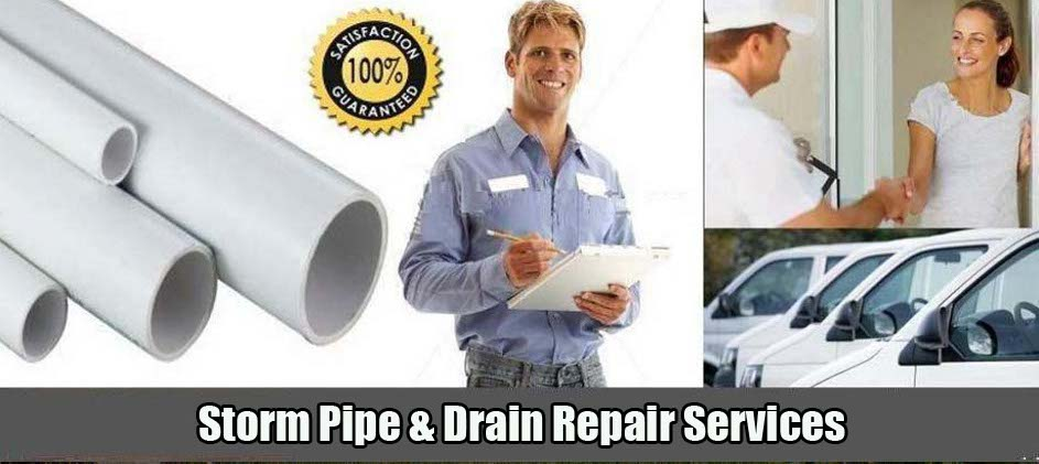 SLB Pipe Solutions, Inc. Storm Drain Repair